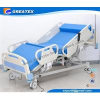Adjustable Five Function Medical electric Bed With ACP nurse controller on foot board