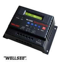 WS-C2480 80A wellsee solar charge controller for sale