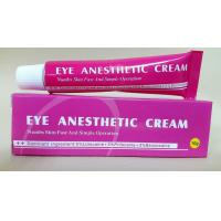 China Lidocaine Topical Anesthetic Cream , Painless Tattoo Cream For Body Piercing on sale