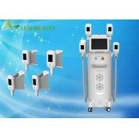 Best CE / FDA approved 4 cryo handles weight loss fat reduction cool fat freeze sculpting cryolipolysis machine price wholesale