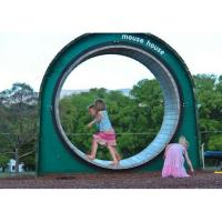 China Outdoor Park Individual Playground Equipment Tunnel Equipment For Children on sale