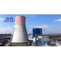 China Middle Pressure Circulating Fluidized Bed Boilers Non Uniformity Flow Patterns for sale