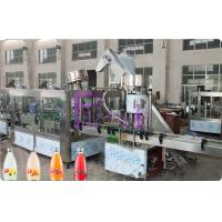 Wholesale Automatic Beverage Juice Hot Filling Machine 3 in 1 For PET / Glass Bottle from china suppliers