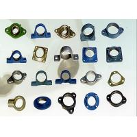 Wholesale Standard Spherical OD Insert Ball Bearing Units , Bearing Blocks Housings from china suppliers