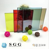 Wholesale High quality 10.38mm tempered laminated glass from china suppliers
