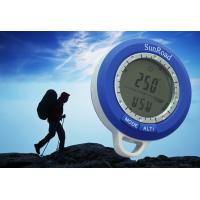Wholesale Hiking digital compass with barometer, altimeter, weather forecast SR108 from china suppliers