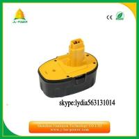 Wholesale for dewalt power tools 18v high capacity battery rechargeable from china suppliers