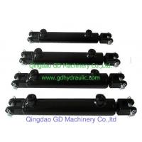 Wholesale Welded hydraulic cylinder used for lift equipment from china suppliers