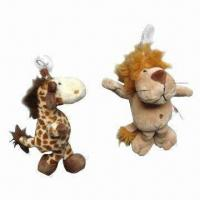 Buy cheap Stuffed Toys, Promotional Gift, with 15cm Height, Made of Polyester Fiber from wholesalers