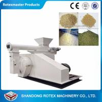 Wholesale 3 Ton chicken feed pellet making machine ring die cattle feed pellet machine from china suppliers