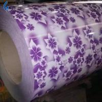 Wholesale Color Coated Cold Rolled Prepainted Galvanized Steel Coil PPGI from china suppliers
