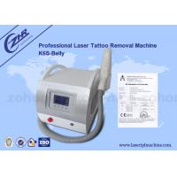 China Q Switch Nd Yag Laser Tattoo Removal Machine Pigment / Speckle Removal for sale