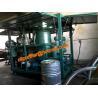 portable transformer oil filtration machine with online moisture PPM sensor and online alarm, bdv value test factory for sale