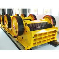 Wholesale Competitive Price Jaw crusher PE-600*900 from china suppliers