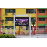 Best HD PH8 Large Outdoor Led Display Screens 300 W / ㎡ For Schools / Airports wholesale
