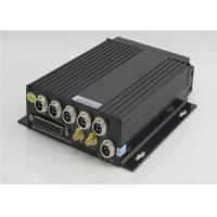 Wholesale CCTV 4 Channel Mobile DVR Recorder Surveillance , 8 Channel Mobile DVR from china suppliers