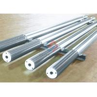 Wholesale CK45 Hard Chrome Plated Piston Rod For Hydraulic Cylinder Higher Strength from china suppliers