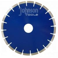 China 12 Inch 300mm Laser Welded Diamond Saw Blades For Cutting Hard Granite for sale