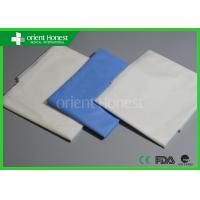 Wholesale Medical Pp Or Sms Flat Disposable Hospital Bed Sheets With Pillow Case from china suppliers