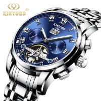 China Popular High Quality Stainless Steel Men Watch Mechanical Automatic Men's Waterproof Watch for sale