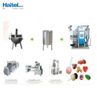 China Fully Automatic Candy Making Machine Commercial Gummie Gelatin Machine for sale