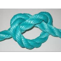 Wholesale 3mm-40mm polypropylene PP PE twist 3-strand rope code line from china suppliers