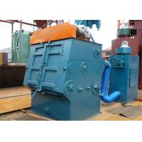 Wholesale 13kw Tumble Belt Shot Blasting Machine , Industrial Shot Blaster Descaling Function from china suppliers