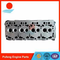 Wholesale YANMAR engine parts 4TNE84 4TNE88 cylinder head 129407-11700 for excavator from china suppliers
