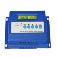 Wholesale 60A three stage / three phases solar charge controller 12V / 24V Low voltage protection CE , RoHS from china suppliers