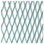 Wholesale Wear Resisting Aluminium Mesh Sheet , Tasteful 1060 Aluminium Mesh Panels from china suppliers