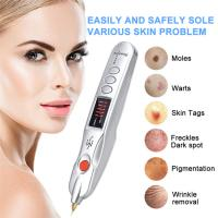 Wholesale Electric Plasma Pen Mole Removal Dark Spot Remover LCD Skin Care Point Pen Skin Wart Tag Tattoo Removal Tool Beauty Care from china suppliers
