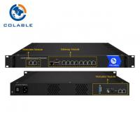 Wholesale IP Protocol Converter To Multi Channel RF Modulator QAM DVB - T ISDB - T Output COL5416P from china suppliers