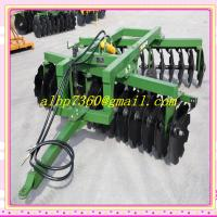 China Top quality heavey disc harrow for sale in good price on sale