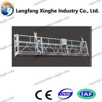 Wholesale Suspended working platform for window cleaning ZLP630 from china suppliers