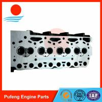 Wholesale construction machinery parts VOLVO cylinder head BF4M1013 D4D 04255293 04251855 04255259 for excavator EC140B from china suppliers