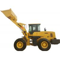 Buy cheap Compact Articulated Wheel Loader Machine 640B 4 Ton Wheel Loaders ISO Approved from wholesalers