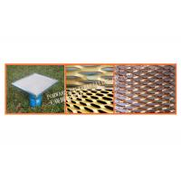 Wholesale 1000 * 2000 mm Decorative Perforated Sheet Metal Panels With 0.1-200mm Aperture from china suppliers