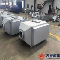 China Finned Tube Generator Set Waste Heat Boiler / Exhaust Gas Hot Water Boiler 500 KW for sale