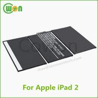 China Apple iPad 2 battery for iPad 2 A1376 616-0559 616-0561 616-0576 A1395 Wi-Fi A1396 GSM A1397 CDMA MC769LL/A MC770LL/A on sale