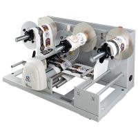 High Accuracy Roll To Roll Label Printing Machine 0.082mm Repeating Precision for sale