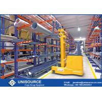 Wholesale Q235 Steel Cantilever Racking Systems , Industrial Pallet Racking With Free Sample from china suppliers