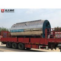 Wholesale 10 Bar 1500Kg 3 Pass Fire Tube Steam Boiler , Automatic Diesel Gas Steam Boiler from china suppliers
