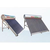 Convenient Solar Powered Hot Water Heater Vacuum Absorber Tubes For Commercial Use for sale