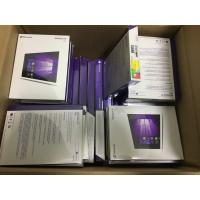 Wholesale 16 GB Hard Disk Space Windows 10 Oem Package , 1366 X 768 Windows 10 Genuine Key from china suppliers