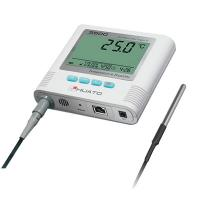 Deviation Adjust Temperature And Humidity Data Logger Calibration Easy Operation