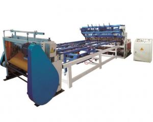 Wholesale Heavy Duty Wire Mesh Making Machine / Expanded Wire Mesh Machine ISO CE Passed from china suppliers