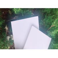 Wholesale Polyvinyl Chloride Rigid Foam Board , Rigid Foam Pvc Sheet For Advertising Crafts from china suppliers