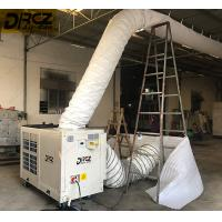 China Big Cooling Capacity Floor Standing Air Conditioner For Exhibitions Event Tent on sale
