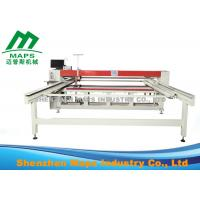 Wholesale High Capacity Quilting Mattress Single Head Machine , Automated Quilting Machine from china suppliers