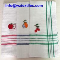 Wholesale Cheap Dish Cloth With Embroidery For Promotion from china suppliers